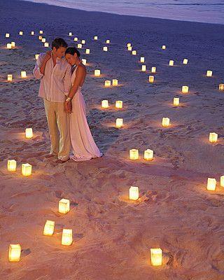 SWV Lantern Beach Wedding